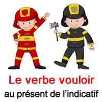 Le Verbe Vouloir Au Present De L Indicatif Exercice De Francais Ce2