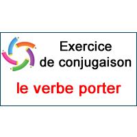 3 Learn French Porter Present Imparfait Futur Passe Compose