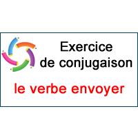 Le Verbe Envoyer Exercice De Conjugaison En Ligne