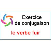 Le Verbe Fuir Exercice De Conjugaison En Ligne