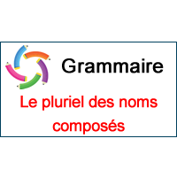 1 Le Pluriel Des Noms Composes Exercice De Grammaire